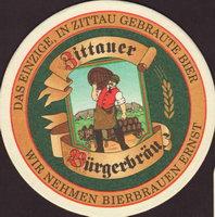 Pivní tácek zittauer-burgerbrau-1-small