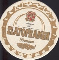 Pivní tácek zlatopramen-2