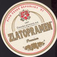 Pivní tácek zlatopramen-3