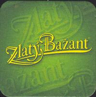 Pivní tácek zlaty-bazant-18