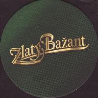 Pivní tácek zlaty-bazant-21-oboje-small
