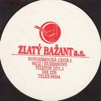 Pivní tácek zlaty-bazant-23-zadek-small
