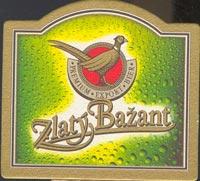 Pivní tácek zlaty-bazant-4