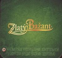 Pivní tácek zlaty-bazant-47-small