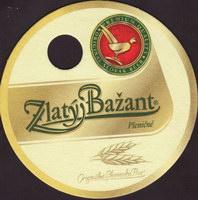 Pivní tácek zlaty-bazant-54-small