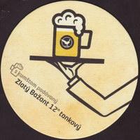 Pivní tácek zlaty-bazant-56-zadek-small