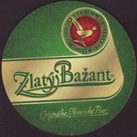 Pivní tácek zlaty-bazant-60-small