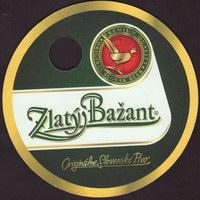 Pivní tácek zlaty-bazant-61-small