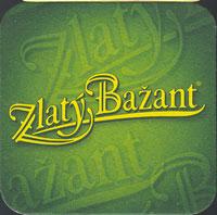 Pivní tácek zlaty-bazant-7