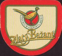 Pivní tácek zlaty-bazant-78-small