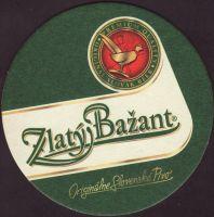 Pivní tácek zlaty-bazant-86-small