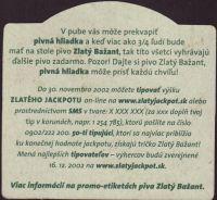 Pivní tácek zlaty-bazant-91-zadek-small