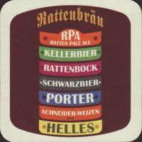 Beer coaster zur-ratte-1-zadek-small