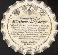 Pivní tácek zwettl-karl-schwarz-14