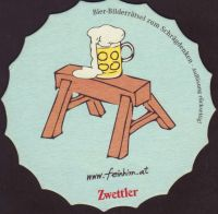 Pivní tácek zwettl-karl-schwarz-140-small