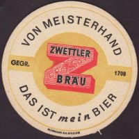Pivní tácek zwettl-karl-schwarz-156-oboje-small