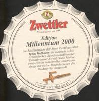 Pivní tácek zwettl-karl-schwarz-16