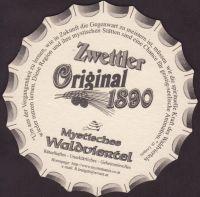 Pivní tácek zwettl-karl-schwarz-163-small