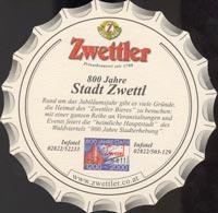 Pivní tácek zwettl-karl-schwarz-21