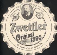 Pivní tácek zwettl-karl-schwarz-23