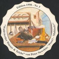 Pivní tácek zwettl-karl-schwarz-27-zadek