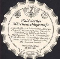 Pivní tácek zwettl-karl-schwarz-30