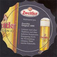 Pivní tácek zwettl-karl-schwarz-34