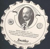 Pivní tácek zwettl-karl-schwarz-38