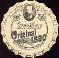 Pivní tácek zwettl-karl-schwarz-39