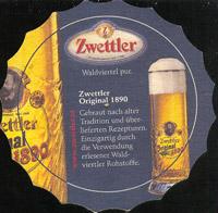 Pivní tácek zwettl-karl-schwarz-44