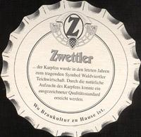 Pivní tácek zwettl-karl-schwarz-45