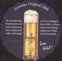 Pivní tácek zwettl-karl-schwarz-52-small