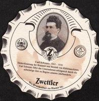 Pivní tácek zwettl-karl-schwarz-63-small