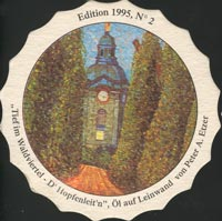 Pivní tácek zwettl-karl-schwarz-7-zadek