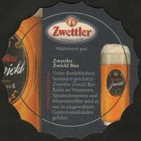 Pivní tácek zwettl-karl-schwarz-77-small