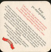 Pivní tácek zywiec-12-zadek