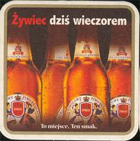 Pivní tácek zywiec-16