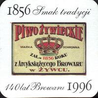 Pivní tácek zywiec-23-zadek-small