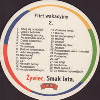 Pivní tácek zywiec-28-zadek-small