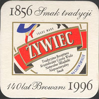 Pivní tácek zywiec-3-zadek