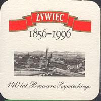 Pivní tácek zywiec-3