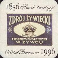 Pivní tácek zywiec-33-zadek-small