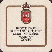 Beer coaster zywiec-34-zadek