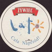 Pivní tácek zywiec-35