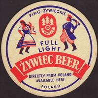 Pivní tácek zywiec-38