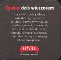 Pivní tácek zywiec-4-zadek