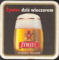 Pivní tácek zywiec-4