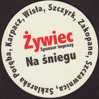 Pivní tácek zywiec-46-zadek-small