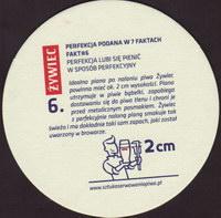 Pivní tácek zywiec-56-zadek-small