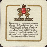 Pivní tácek zywiec-60-zadek-small